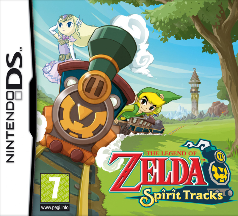 Zelda spirit tracks sword training prizes clip