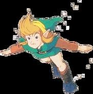 Link sumergido LA