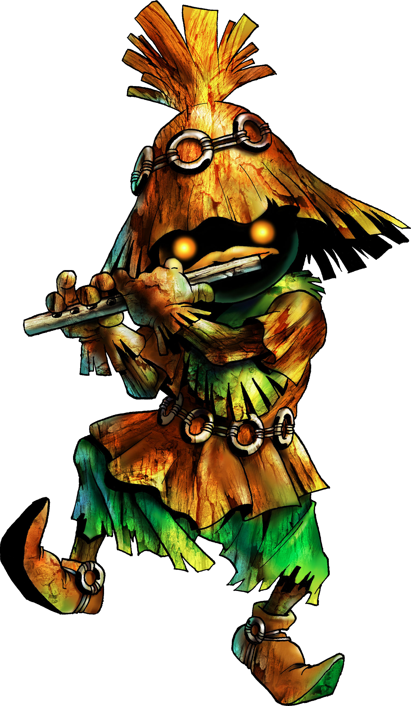 Skull Kid (Majora\'s Mask) | The Legend of Zelda Wiki | FANDOM ...