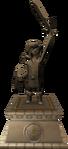 Statue de Link TWW