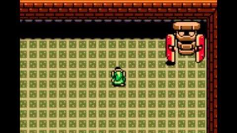 Zelda Oracle Of Ages - Boss 8 RamRock-0