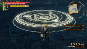 Cercle Magique HW