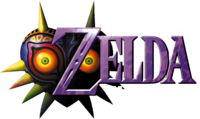 The Legend of Zelda - Majora's Mask (logo)