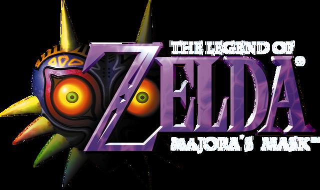 Файл:The Legend of Zelda - Majora's Mask (logo).png