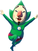 Tingle The Wind Waker HD