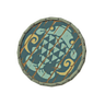 Breath of the Wild Fishing Shield Fisherman's Shield (Icon)