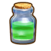Hyrule Warriors Potions Green Potion (Level 4 Potion)