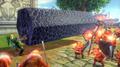 Link usando guantes de poder HW 4