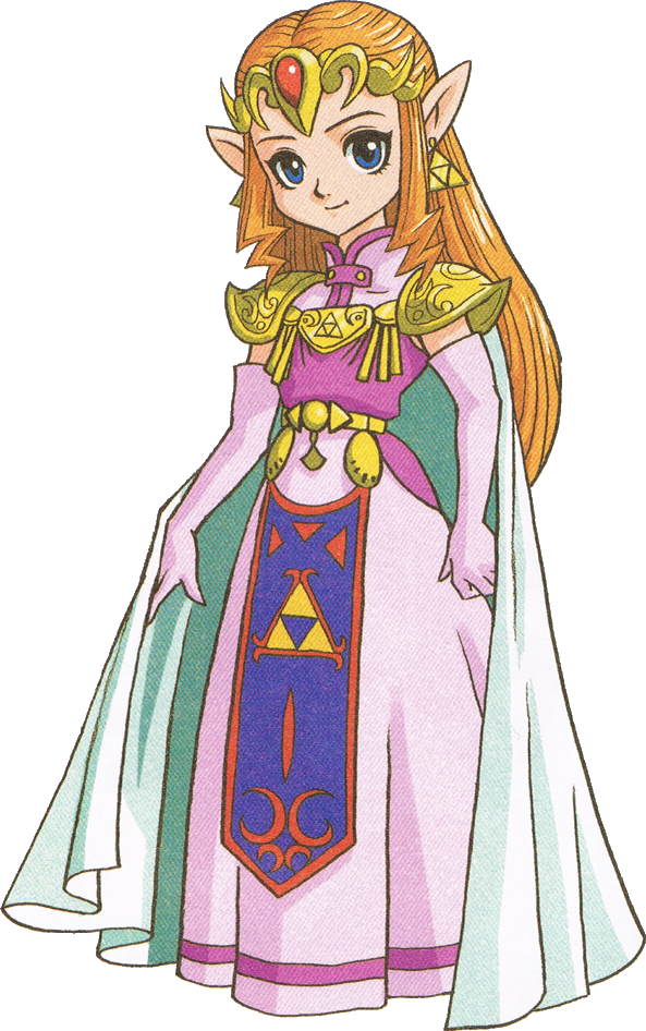image princess zelda oracle of ages and oracle of seasons png