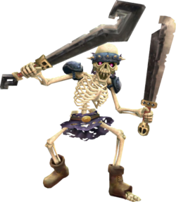 Stalfos (Skyward Sword)
