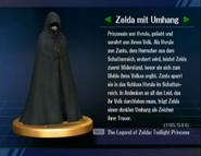 Zelda mit Umhang (Trophäe aus SSBB)
