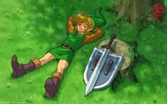 Artwork Link ALttP 10