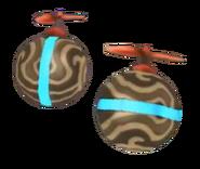 Bombas Helicobot