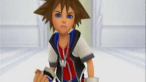 Kingdom Hearts RE Chain of Memories English Dub cutscenes (Sora's story) part 8