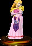 Zelda Trofeo SSBM 2