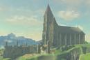 BotW Plano general del Templo del Tiempo