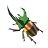 Breath of the Wild Bugs (Rhino Beetles) Rugged Rhino Beetle (Icon).png