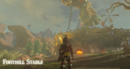 Breath of the Wild Stables Foothill Stable (Eldin Canyon)