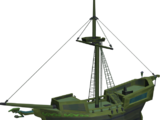 Barco Fantasma (The Wind Waker)