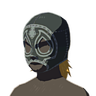 Breath of the Wild Gerudo Secret Club Stal Armor Radiant Mask (Icon)