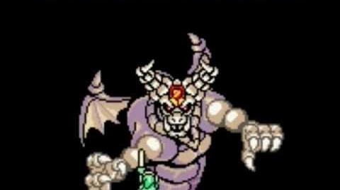 Dark Dragon (Oracle of Seasons)