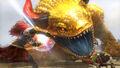 Ganondorf Luchando HW 3