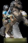 Link Cavalier Amiibo BOTW