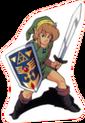 Link Sticker (ALttP)