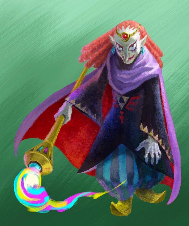 Gerudo | Zeldapedia | FANDOM powered by Wikia