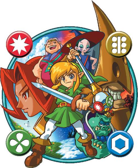 Cronologia The Legend Of Zelda Wiki Fandom Powered By Wikia
