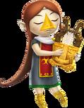 Medli Harp (Hyrule Warriors)