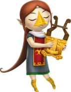 Medli Harp (Hyrule Warriors)