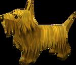 Perro Amarillo Majora's Mask