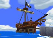 Bateau Pirate 2 TWW