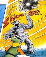 Ferrobola Comic