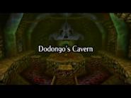 LOZ OOT Dodongo's Cavern Intro