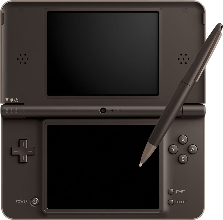 image nintendo dsi xl png zeldapedia fandom powered by wikia rh zelda wikia com Nintendo DSi XL nintendo dsi operations manual number
