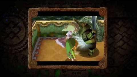 The Legend of Zelda Spirit Tracks - launch trailer