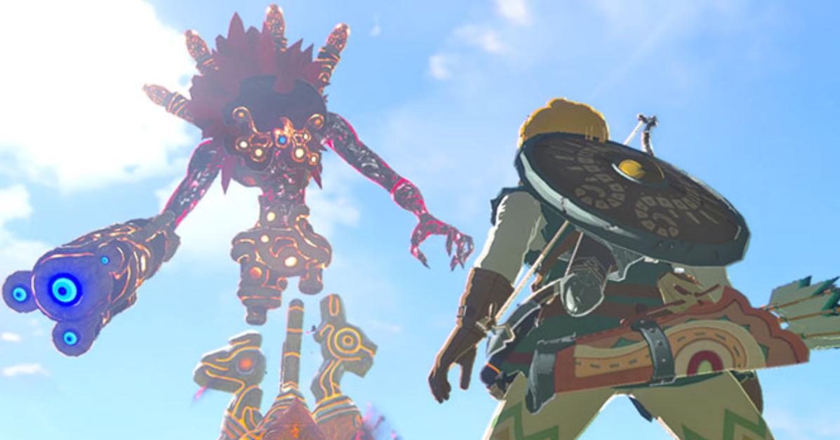Windblight Ganon Zeldapedia Fandom