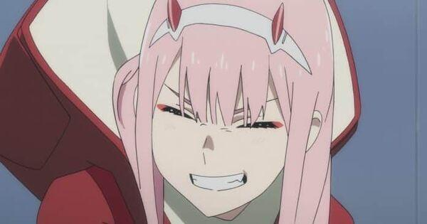 Zero Two Smile