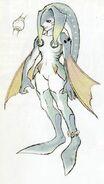 Zora Concept Art Hyrule Historia (2)