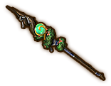 Hyrule Warriors Spear Kokiri Spear (Level 2 Spear)