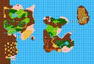 Mundo Zelda II