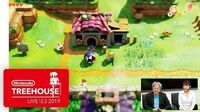 Nintendo Treehouse gameplay E3 2019