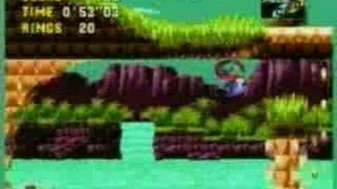 Sonic CD TV Ad