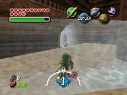 Using the Mirror-Shield in the Stone Tower-Temple