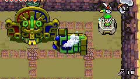 VS Hisse The Minish Cap