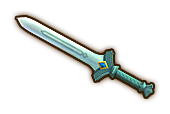 Hyrule Warriors Goddess Blade Goddess Sword (Level 1 Goddess Blade)