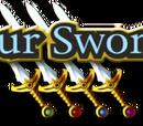 The Legend of Zelda : Four Swords
