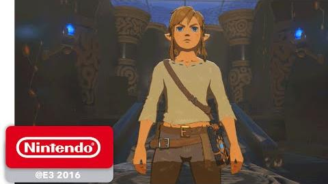 The Legend of Zelda Breath of the Wild - Introduction - E3 2016